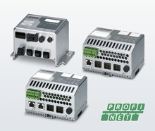 Коммутаторы Industrial Ethernet для PROFINET IRT